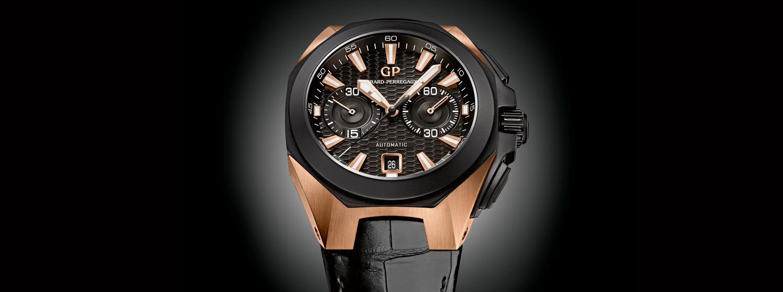 Girard-Perregaux Chrono Hawk Pink Gold