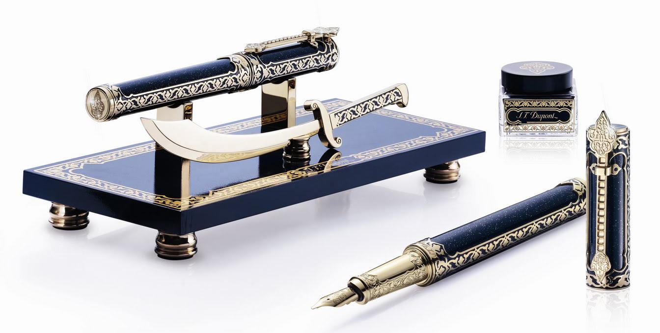 Ручка S.T.Dupont Neo-Classique 1001 Nights