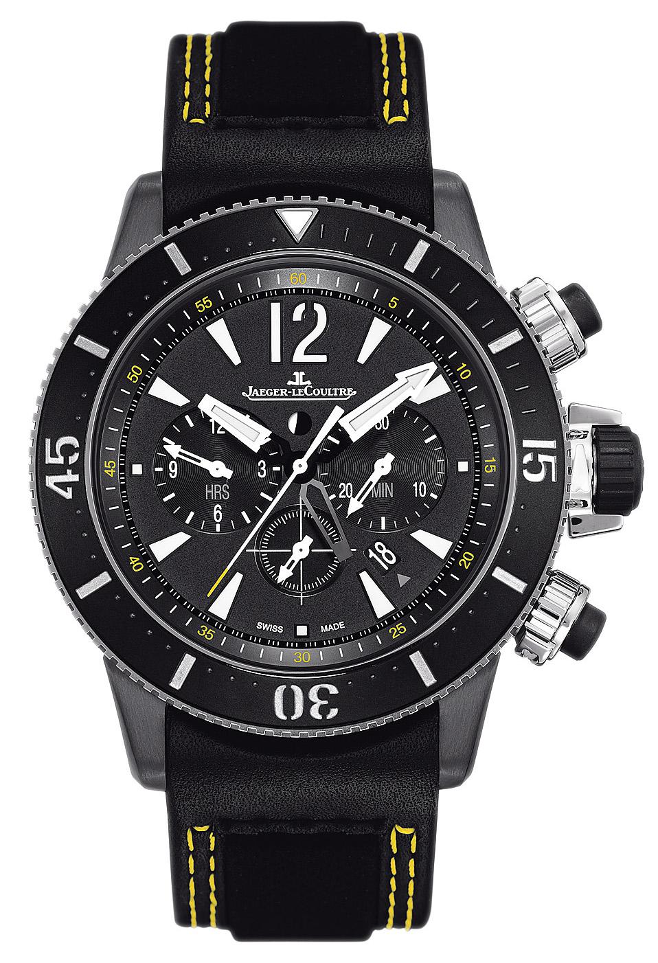 Часы Jaeger-LeCoultre Master Compressor Diving GMT Navy Seal's