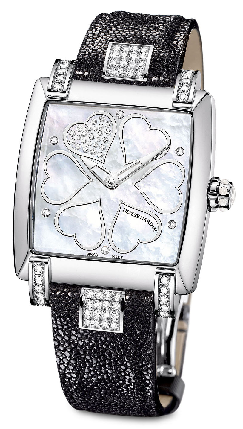 Часы Ulysse Nardin Caprice Queen of the Heart
