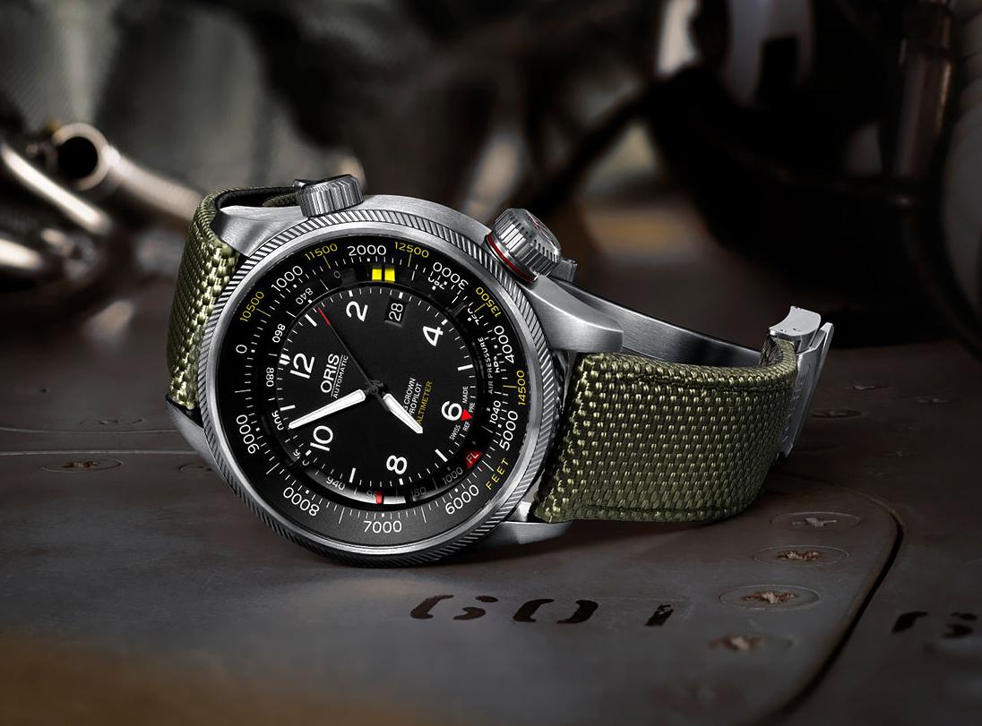 Коллекция часов Oris Aviation
