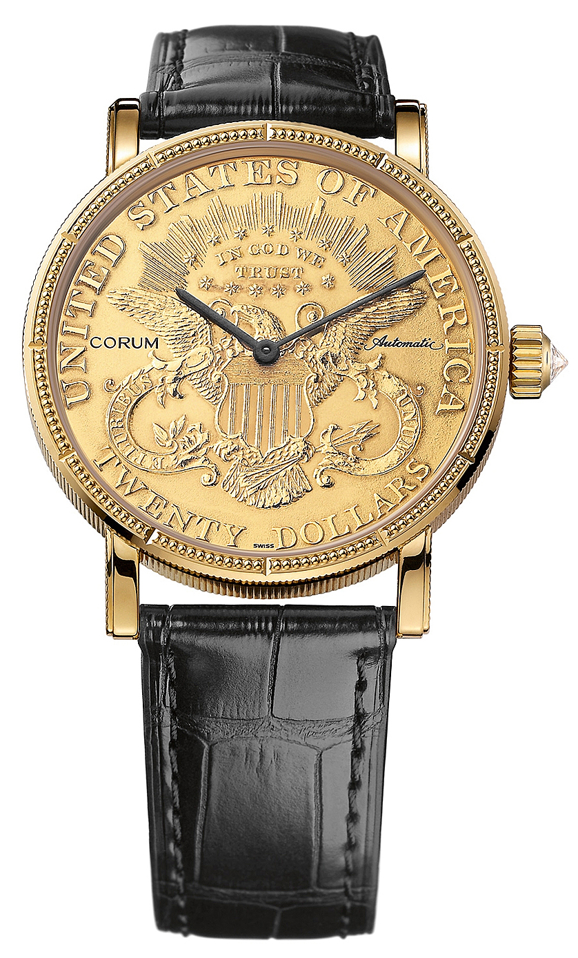 Часы Corum Coin Watch