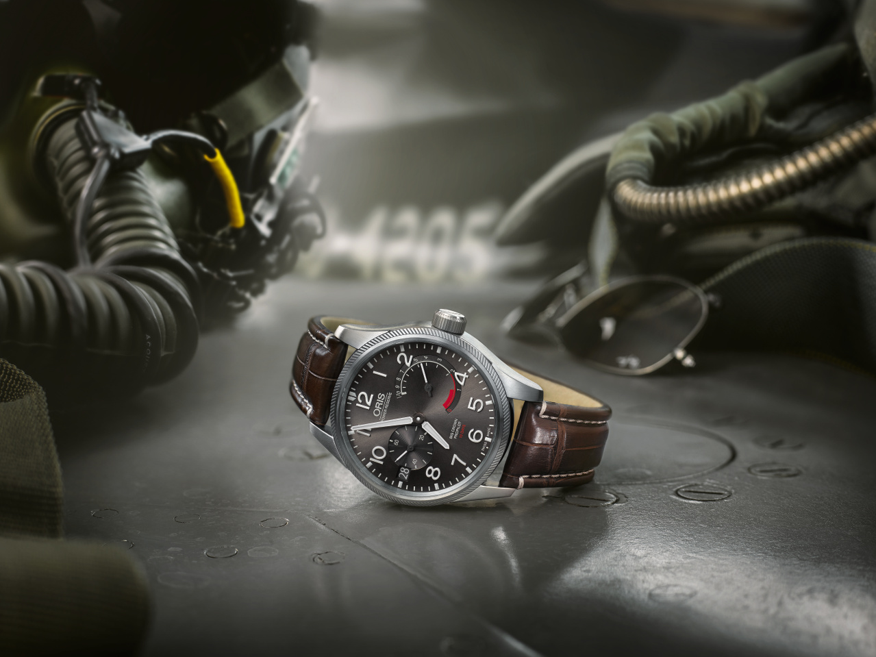 Коллекция часов Oris Aviation