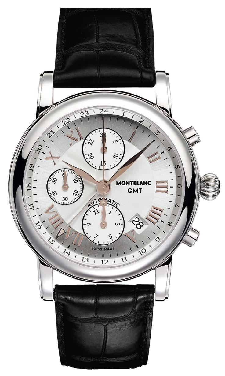 Часы Montblanc Star Chronograph GMT Automatic