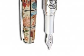 Перьевая ручка Gourji 12 колен Израилевых ITG0R3TJ
