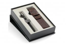 Набор (перьевая ручка+чехол) PARKER SONNET CT S  1072095