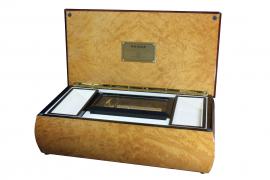 Music box Reuge музыкальная шкатулка
