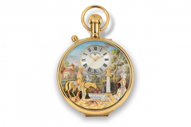 Reuge pocket watch карманные часы