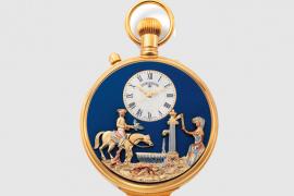 Reuge pocket music watch карманные музыкальные часы