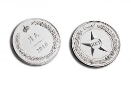 Монета Gourji  Да/Нет Орел 90500002
