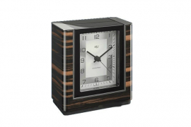 Настольные часы Buben & Zorweg Twin Vision Macassar