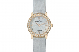 Blancpain Women Ladybird Ultra-slim 0062-312GC-52