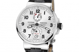 Ulysse Nardin Marine Chronometer Manufacture 43mm 1183-126/61