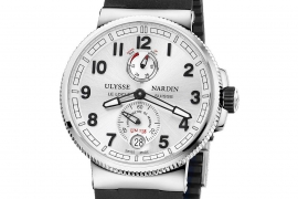 Ulysse Nardin Marine Chronometer Manufacture 43mm 1183-126-3/61