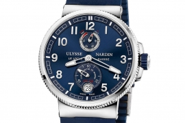 Ulysse Nardin Marine Chronometer Manufacture 43 mm 1183-126-3/63