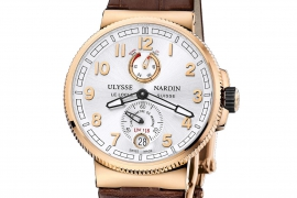Ulysse Nardin Marine Chronometer Manufacture 43mm 1186-126/61