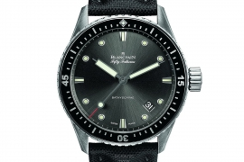 Blancpain Fifty Fathoms Bathyscaphe 5000-1110-52