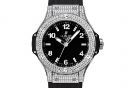 Hublot Big Bang 38 mm Steel 361.SX.1270.RX.1704