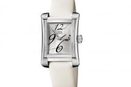 Oris Culture Rectangular Date Diamonds 561 7621 4961 LS