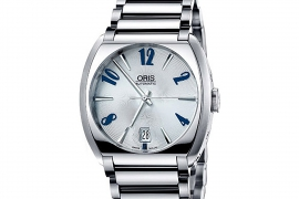 Oris Culture Frank Sinatra Small Second Date 643 7571 4061 MB