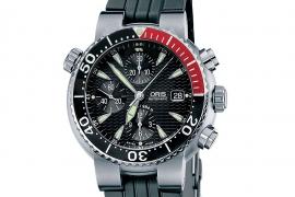 Oris Diving Titan Chronograph 674 7542 7154 RS