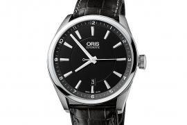 Oris Culture Artix Date 733 7642 4054 LS FC