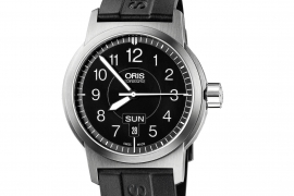 Oris Aviation BC3 Sportsman Day Date 735 7640 4164 RS