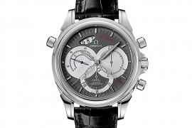 Omega De Ville Co-Axial Rattrapante Chronograph 4848.40.31