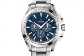 """Omega Olympic Seamaster Aqua Terra """"London 2012"""" 522.10.44.50.03.001"""