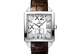 Omega De Ville X2 Co-Axial Small Second 7710.30.39