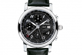 Montblanc Star Chronograph GMT Automatic 102135