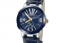 Ulysse Nardin Executive Dual Time 243-00/43-BQ