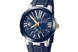 Ulysse Nardin Executive Dual Time 243-00-3/43-BQ