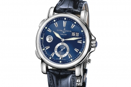 Ulysse Nardin Maxi GMT Dual Time 42 мм 243-55/93