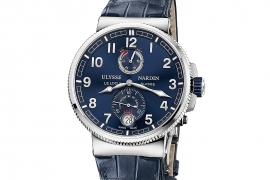 Ulysse Nardin Marine Chronometer Manufacture 43mm 1183-126/63