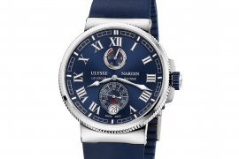 Ulysse Nardin Marine Chronometer Manufacture 43mm 1183-126-3/43