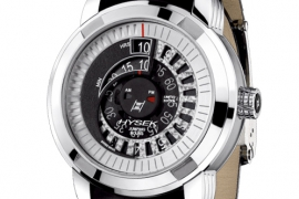 Jorg Hysek Jumping Hour LR10A00 A02 - VS01