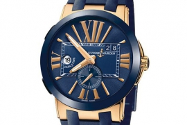 Ulysse Nardin Executive Dual Time 246-00-3/43