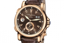 Ulysse Nardin Maxi GMT Dual Time 246-55/95
