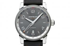 Montblanc TimeWalker Voyager UTC 109137