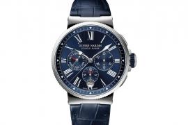 Часы мужские Ulysse Nardin  Marine Chronograph 1533 150  43
