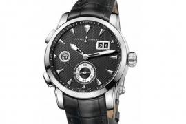 Часы мужские Ulysse Nardin  Dual Time Manufacture 3343 126  912