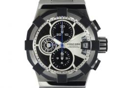 Часы Concord C-1 Chronograph CC-01-5-14-1001-1001-4/3