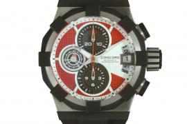 Часы Concord C-1 Chronograph CC-01-5-14-1001-2541BLK-29/3