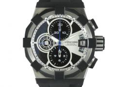 Часы Concord Chronograph C-1 CC-01-5-14-1001-2541BLK-4/3