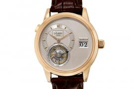 Часы Glashütte PanoMaticTourbillon  93-01-01-01-04