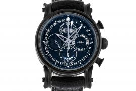 Часы наручные Cuervo y Sobrinos Torpedo 3051.5BB