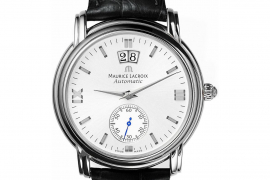 Часы  Maurice Lacroix Masterpiece MP6378 - SS001 - 290
