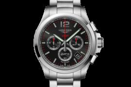Часы Longines Conquest V.H.P. L3.717.4.56.6