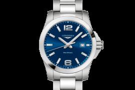 Часы Longines Conquest L3.759.4.96.6